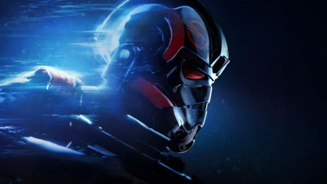 La cover ufficiale della Elite Trooper Deluxe Edition di Star Wars Battlefront 2