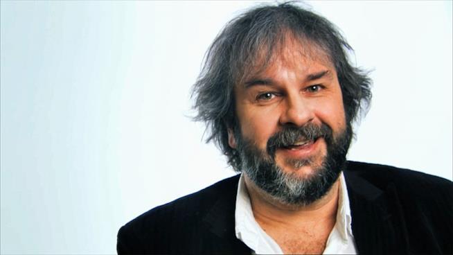 il regista Peter Jackson