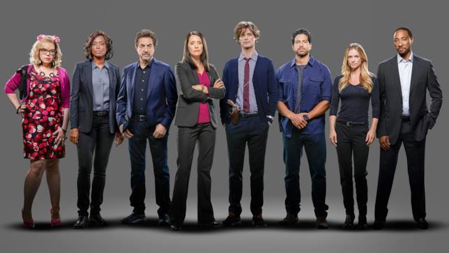 I protagonisti di Criminal Minds