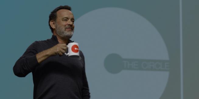 The Circle CEO Tom Hanks