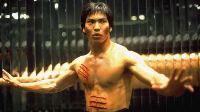 Una scena di Dragon - La storia di Bruce Lee