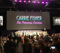 Star Wars Celebration: Carrie Fisher e i diari della Principessa Leia