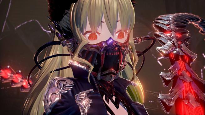 Code Vein è molto più che un Dark Souls in versione anime