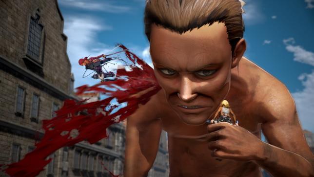 Attack on Titan 2 porta su PC e console la seconda stagione dell'anime