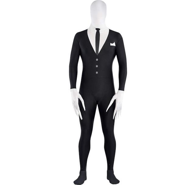 Costume da Slender Man