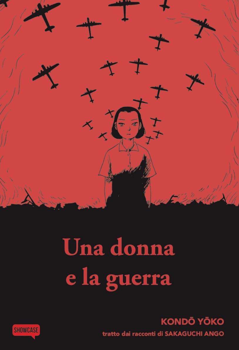 La copertina di Una donna e la guerra