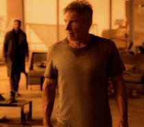 Deckard e l'Agente K parlano