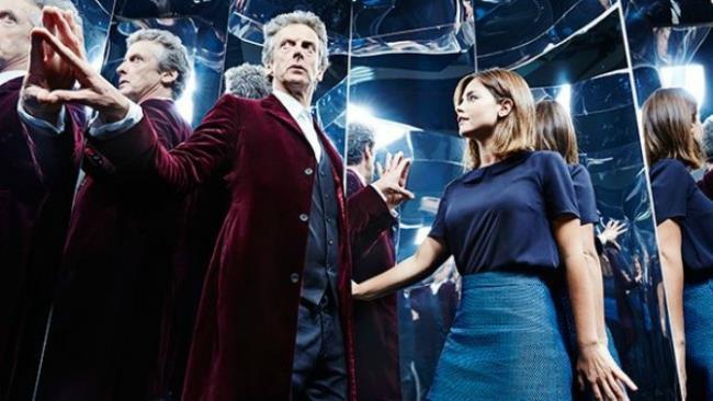 I protagonisti della nona stagione di Doctor Who