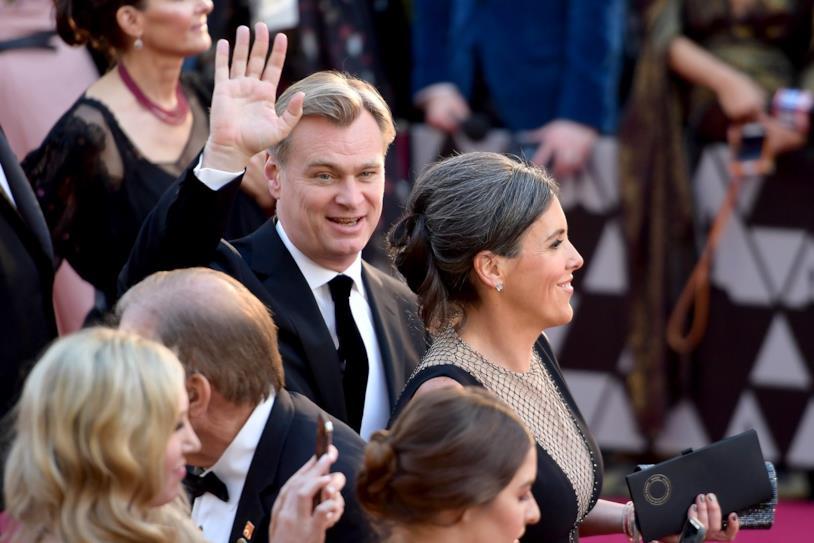 Christopher Nolan alla Notte degli Oscar