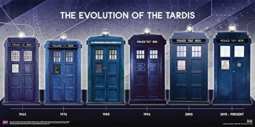 L'evoluzione del TARDIS