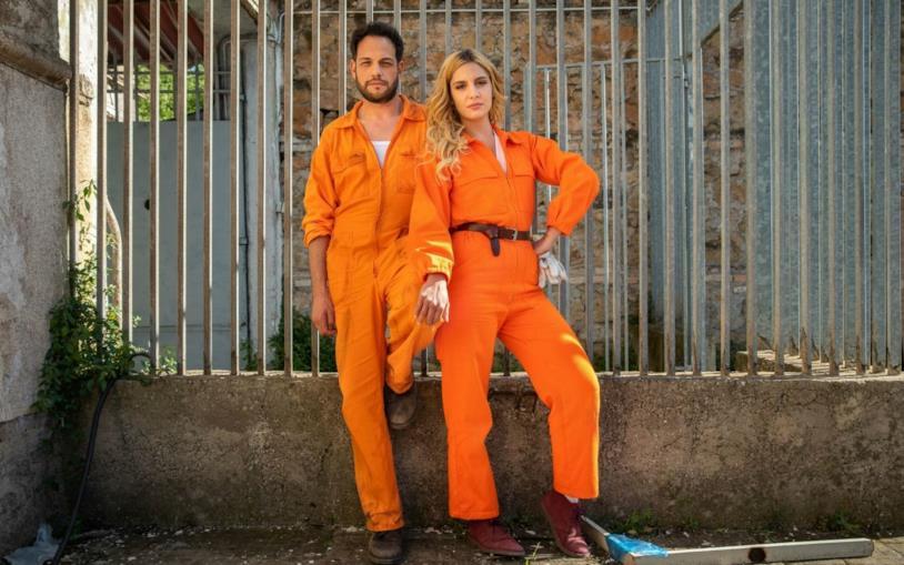Romolo + Giuly: i protagonisti nella seconda stagione