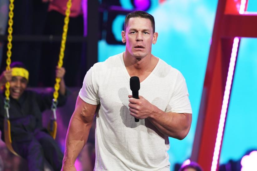 John Cena, attore nei film d'azione