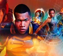I protagonisti di DC's Legends of Tomorrow