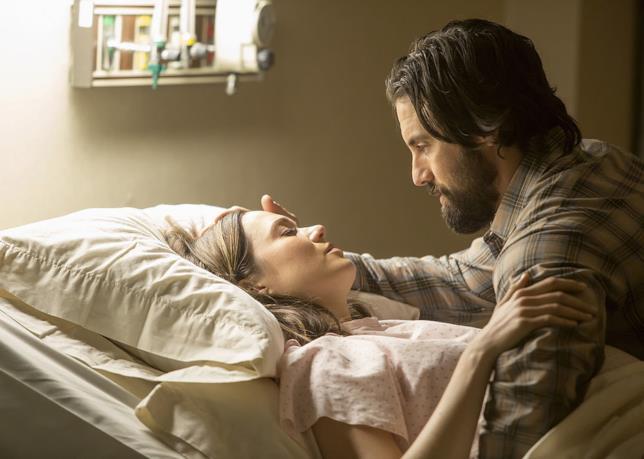 This Is Us: Jack (Milo Ventimiglia) e Rebecca (Mandy Moore)