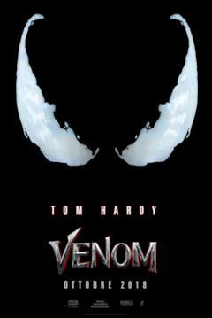 Il teaser poster italiano di Venom
