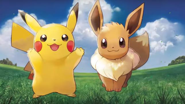 Pokémon Let's Go permette di scegliere tra due diverse versioni