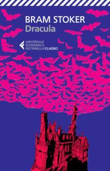 Copertina del libro di Bram Stoker edito Feltrinelli
