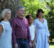 Mike Carey, Sennia Nanua e Gemma Arterton
