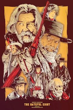 I protagonisti del film in versione disegnata