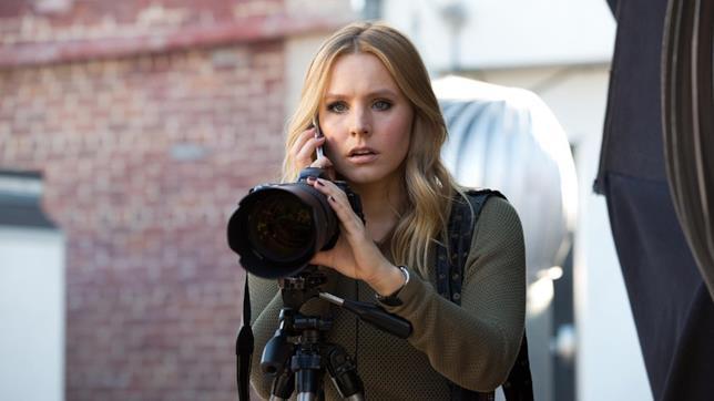 Un'immagine dal film di Veronica Mars