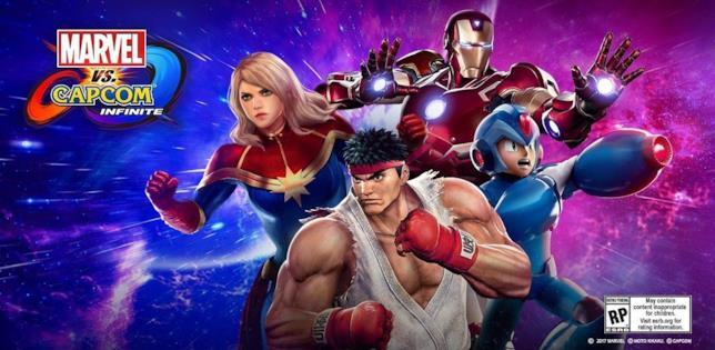 Marvel vs. Capcom Infinite in uscita il 19 settembre 2017