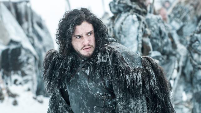 Kit Harington nei panni di Jon Snow