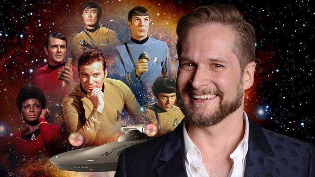 Bryan Fuller, showrunner della nuova serie TV di Star Trek