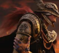 Una sequenza del primo trailer di Elden Ring