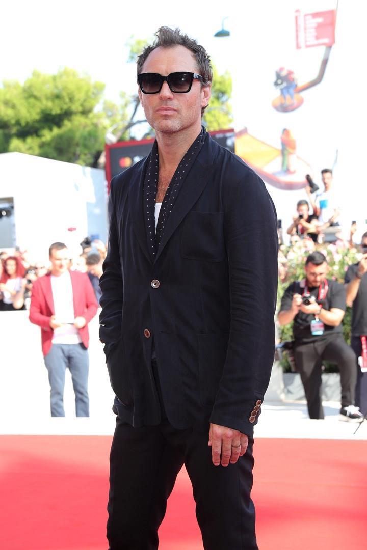 Jude Law sul red carpet