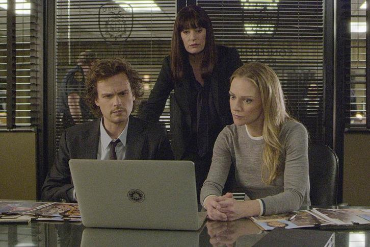 Criminal Minds: 15x03
