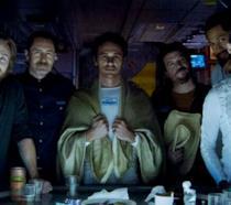 Alien: Covenant, la prima immagine del cast al completo