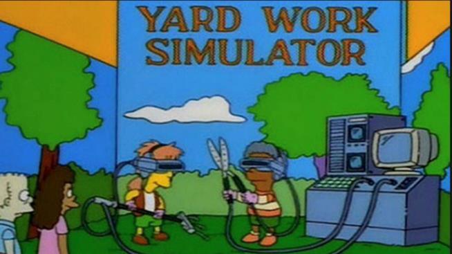 I Simpson hanno predetto Farmville