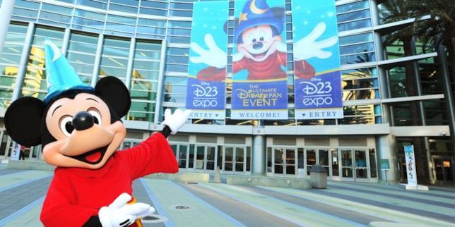 La celebre convention andrà in scena all'Anaheim Convention Center in California