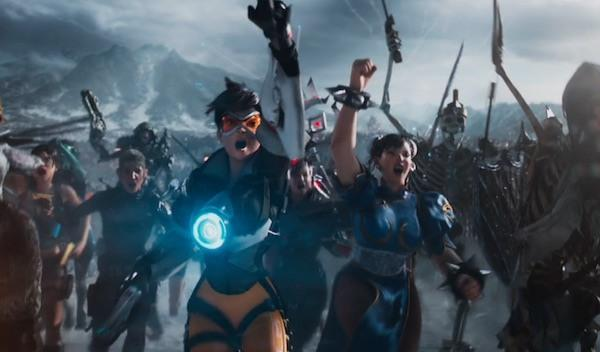 Il trailer di Ready Player One e i cameo dei videogame