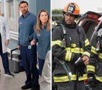 Grey's Anatomy e Station 19
