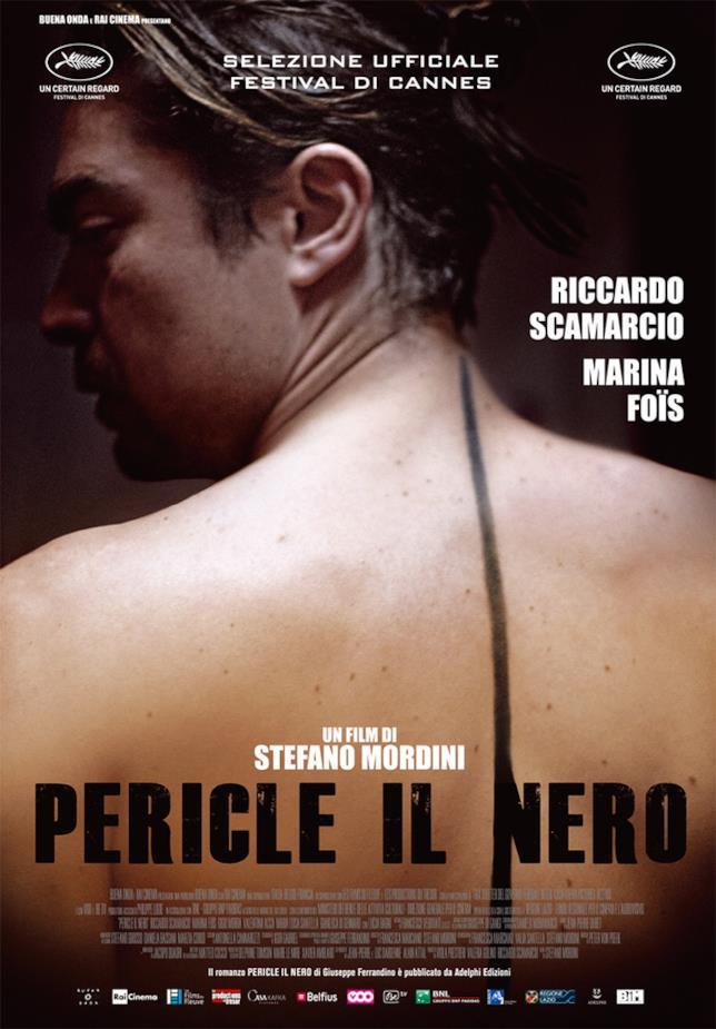 Riccardo Scamarcio arriva a Cannes 2016 con Pericle Il Nero