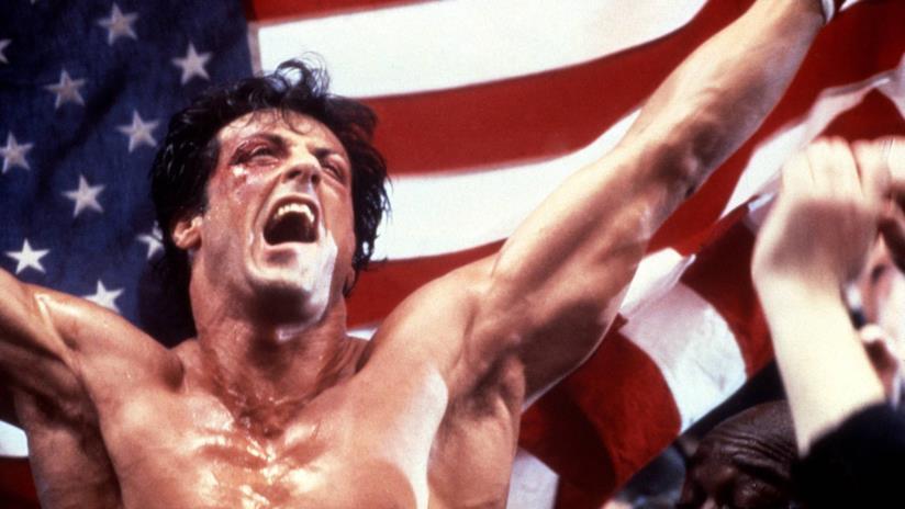 Sylvester Stallone nella saga di Rocky Balboa