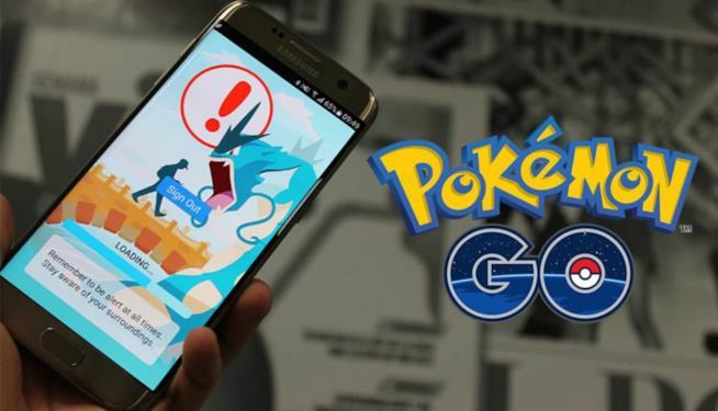 Attenzione: si gioca a Pokémon GO