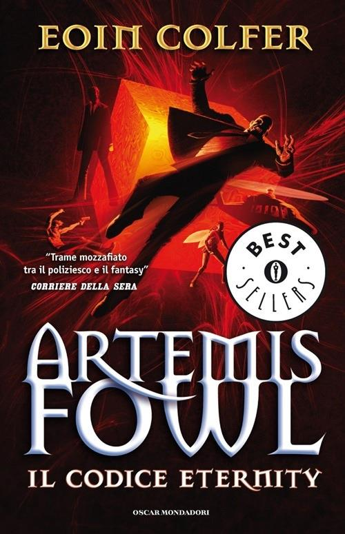 Il terzo romanzo di Artemis Fowl