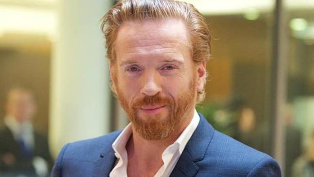 L'attore Damian Lewis