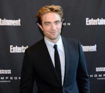 Un'immagine dell'attore Robert Pattinson