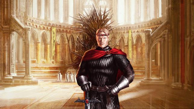 Aegon, il primo re del Trono di Spade