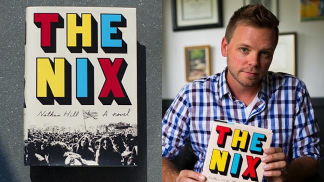 The Nix dello scrittore Nathan Hill