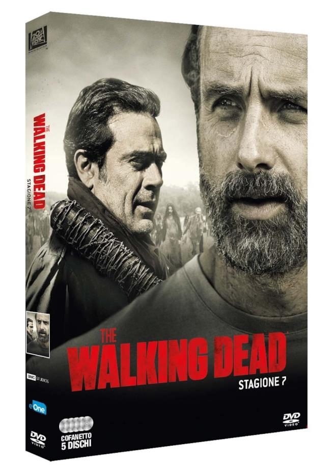 The Walking Dead 7, DVD