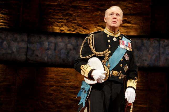 Tim Pigott-Smith è il Principe Carlo in King Charles III