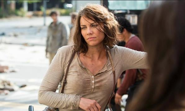 Maggie Greene nei panni di Lauren Cohan