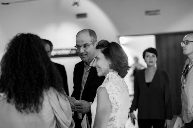 Massimo e Chiara Ferragamo a Bonito