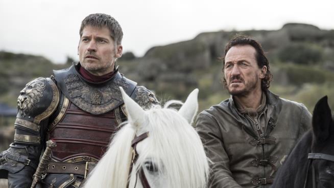 Jamie e Bronn in GOT 7