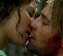 La coppia Jon e Ygritte de Il Trono di Spade dispensatrice di tanti baci