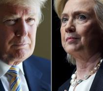 Trump e Clinton, in onda al Tonight Show di Jimmy Fallon su FOX